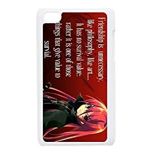 Ipod Touch 4 phone Case Shakugan No Shana Protective Cell Phone Cases Cover DFG139062