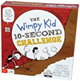 Diary of a Wimpy Kid 10 Second Challenge Review and Comparison
