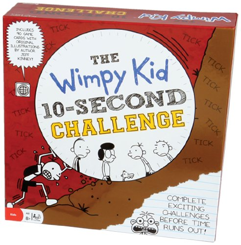 diary-of-a-wimpy-kid-10-second-challenge