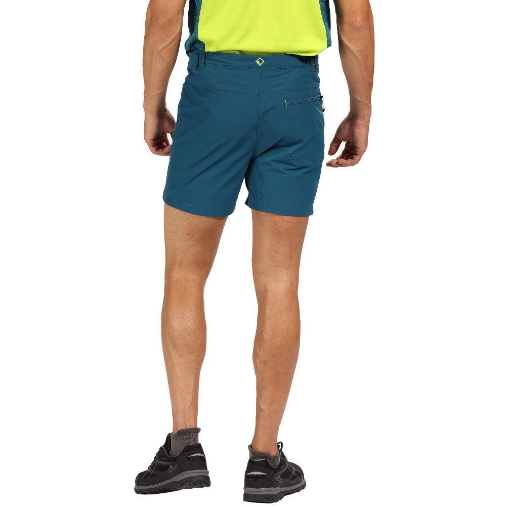 Hombre Regatta Highton Water Repellent UV Protection Active Hiking Ba/ñador