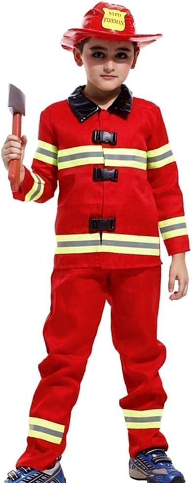 Disfraz de Sam el bombero - disfraz - carnaval - halloween - color ...
