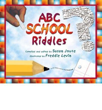 Download ABC School Riddles (Hardback) - Common PDF