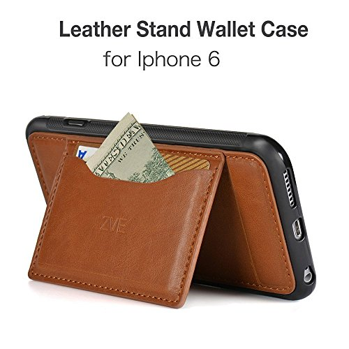 iphone wallet ZVE Leather protective