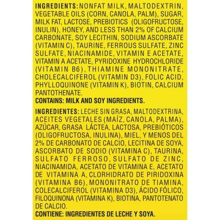 NESTLE NIDO Kinder 1+ Powdered Milk Beverage 1.76 lb. Canister (4 pack) by Nido (Image #4)