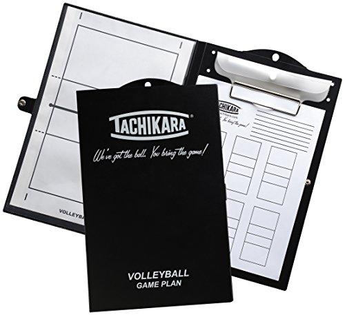 Tachikara Game Plan Dry Erase Volleyball Clipboards, ()