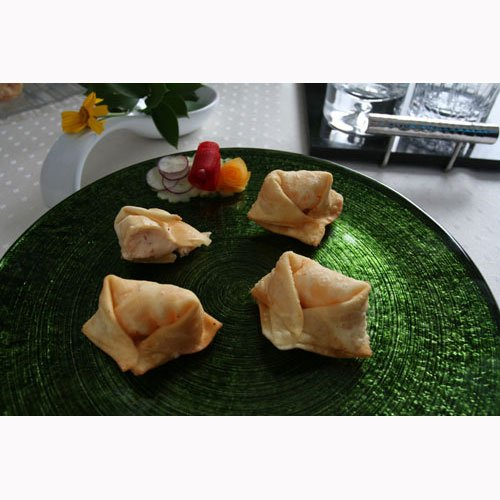 Cuisine Innovations Crab Rangoon - Asian Appetizer - 100 per (Crab Rangoon)