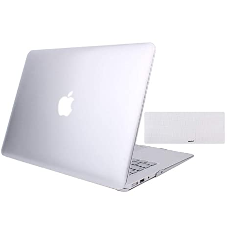 BIBNGLO MacBook Air 13 Funda MacBook Air 13 Cover plástico ...