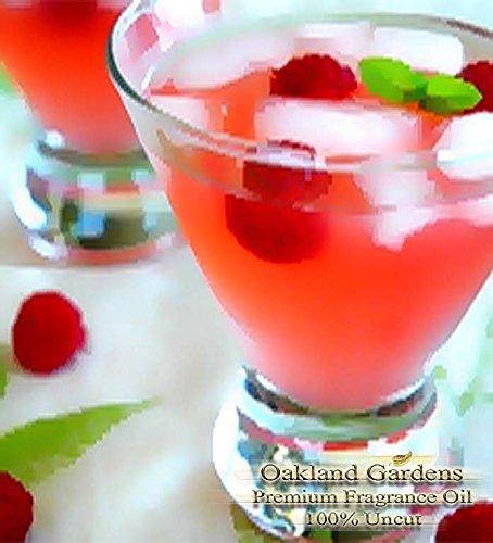 (RASPBERRY LEMONADE Fragrance Oil - Refreshing blend of muddled raspberries with lemon, sugar and vanilla - By Oakland Gardens)