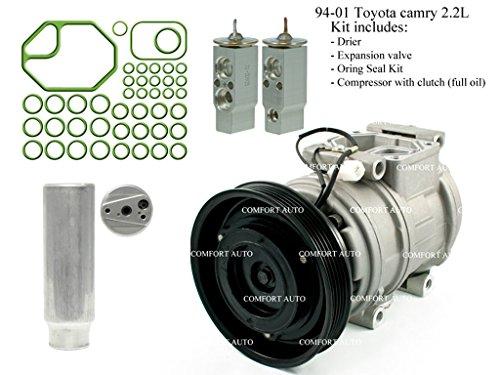 Toyota Camry Ac Compressor - 4