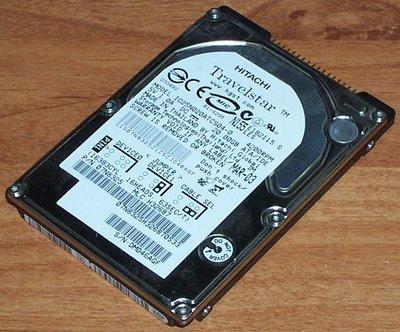 07N8325 IBM Travelstar 40GN IC25N020ATCS04 Hard Drive 07N8325