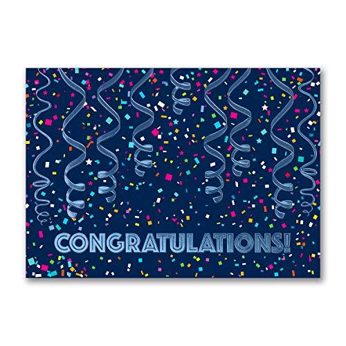 150pk Confetti Congratulations-Congratulations Cards
