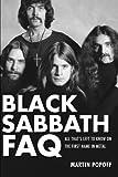 Black Sabbath FAQ - All That's Left to K...