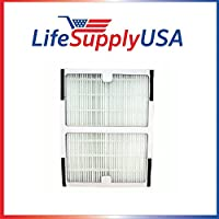 Idylis HEPA Replacement Filter IAF-H-100B by LifeSupplyUSA