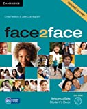 face2face Intermediate Student's Book with DVD-ROM (Face 2 Face)