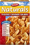Mom's Best Cereal - Toasted Cinnamon, 17.5000-Ounce (Pack of 7)