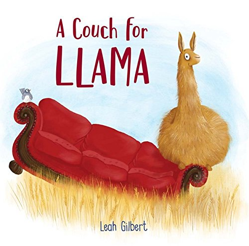A Couch for Llama Hardcover – February 6, 2018