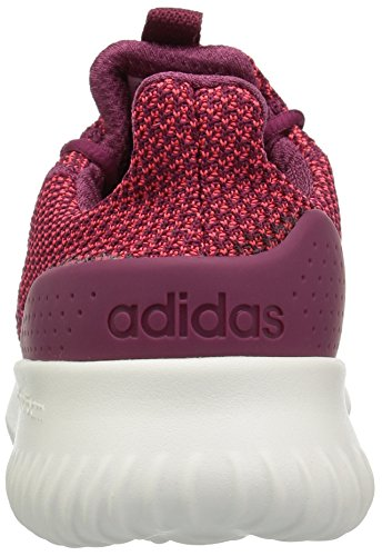 Shock adidas Red Ruby Damen Mystery White für Cloudfoam Trainingsschuh Ultimate Chalk rxYXrqP