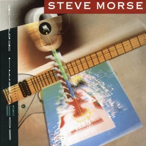 Steve Morse - High Tension Wires - MCA Records - 255 930-1