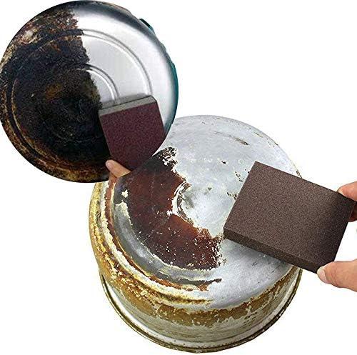 Mufee 4 St/ück Schleifschwamm Polierschwamm Sandblock Nass und Trocken Schleifklotz Grob//Mittel//Fein//Superfein 4 verschiedene Schleifpads 4 Bl/öcke