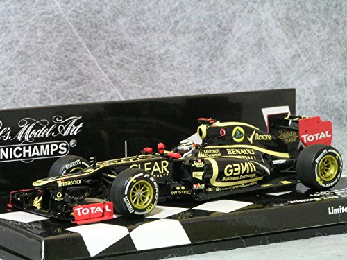 Minichamps Maßstab 1  43 2012 Abu Dhabi Winner Kimi Raikkönen Lotus F1 Team Renault E20 B00N0TZSDW Wasserfahrzeuge Zu einem erschwinglichen Preis     | Passend In Der Farbe