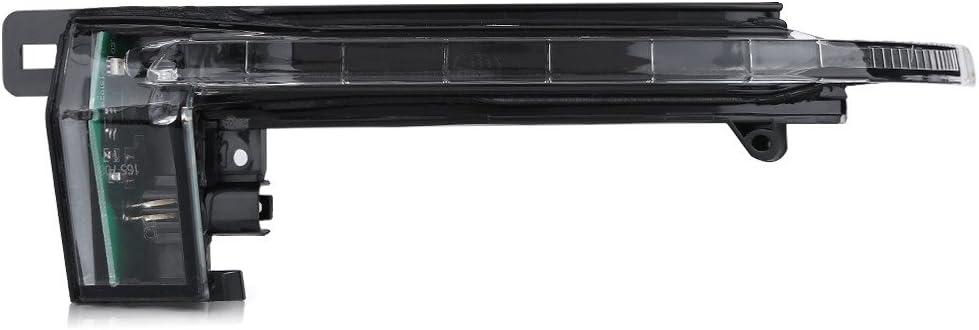 Dibiao Clignotant Lampe Clignotant Aile Droite Miroir Indicateur pour A3 A4 A5 S5 8K0 949 102