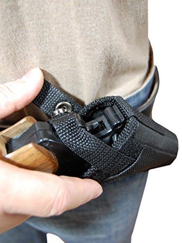 Barsony New OWB Cross Draw Gun Holster for COLT PEACEMAKER left