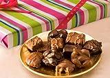 Helen Grace Chocolates, Assorted Nuts & Chews, 14 oz. Gift Box