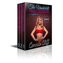 The Vanderbilt Menage Adventures, Complete 3-Book Series (Menage Romance, Cuckquean MFF, Female Cuckold)