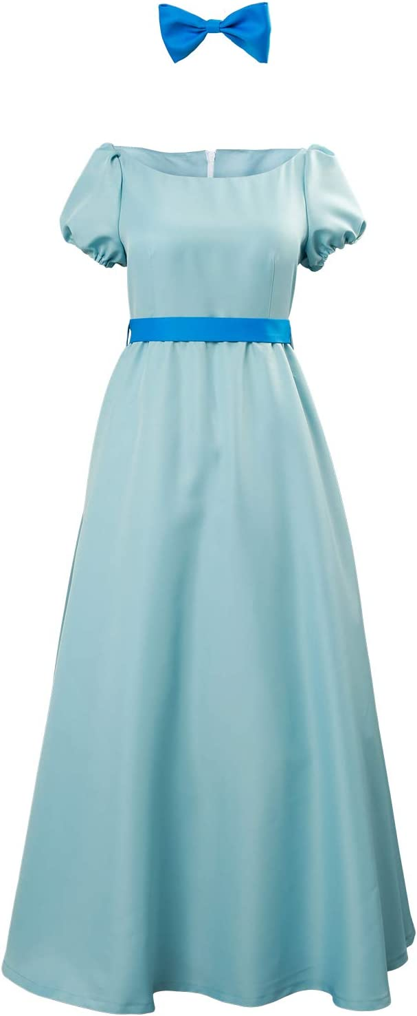 RedJade Princesa Vestido Peter Wendy Pan Darling Princess Dress ...