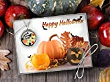 Halloween Scary Gifts- Fashion Jewelry Necklaces! Memory Locket Necklace & Floating Charms Card Set