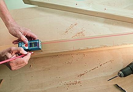 Bosch professional laser entfernungsmesser glm c test