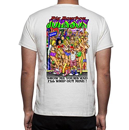 Mardi Gras Costumes New Orleans (Big Johnson - Mardi Gras - Bourbon Street - 2X-Large)