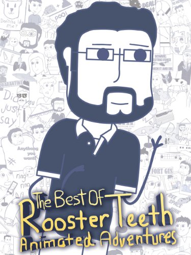 Rooster Teeth: Best of Animated Adventures