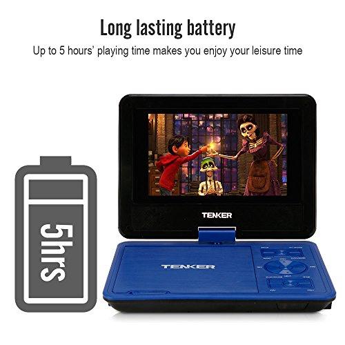 External Battery For Portable Dvd Player - 2