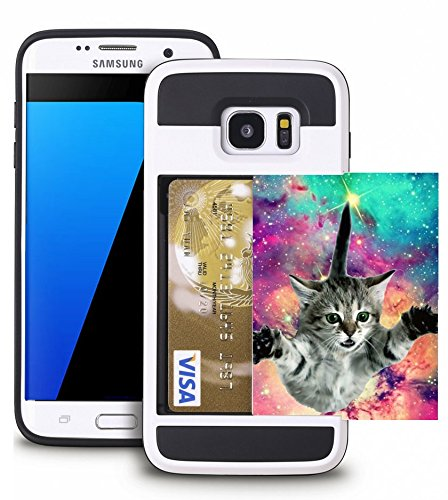 Samsung Galaxy Credit Holder Shock Resistant