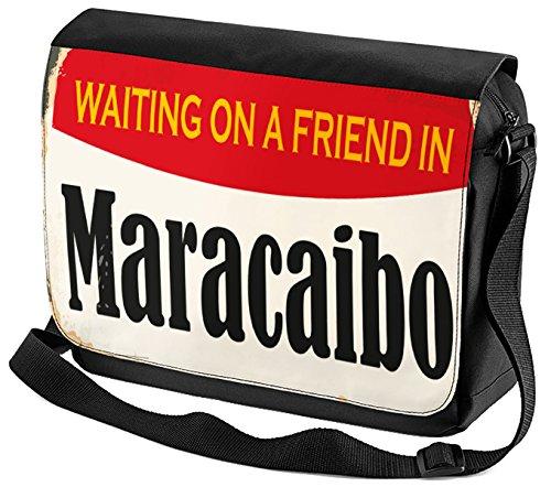 Umhänge Schulter Tasche Reisen Küche Maracaibo Venezuela bedruckt lQUIW3Nvj