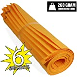 The Newest Original German Shammy 6X- Commercial Grade 260gm Drying Chamois