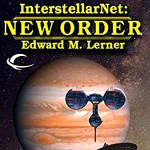 InterstellarNet: New Order, Book 2 Audiobook