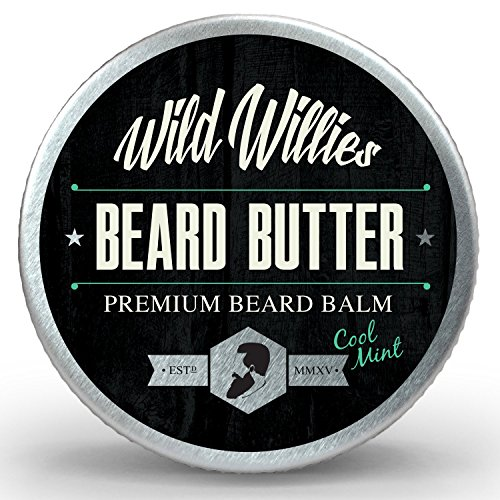 Beard Balm Conditioner Wild Willies