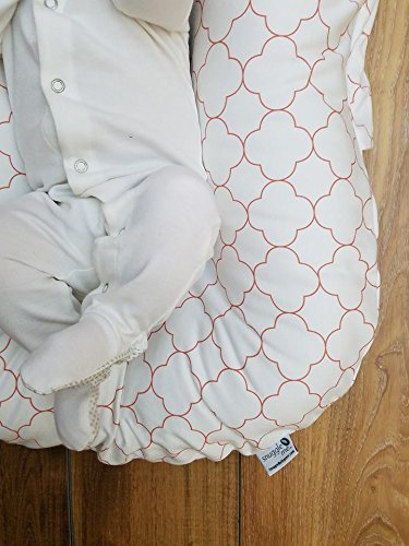 Snuggle Me Organic Patented Sensory Lounger For Baby
