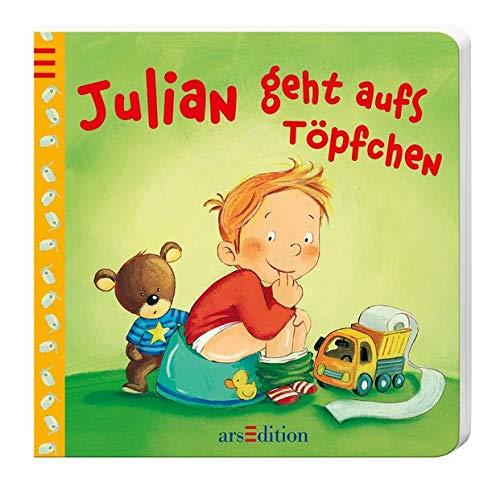 Julian geht aufs Töpfchen (Alltagsgeschichten)