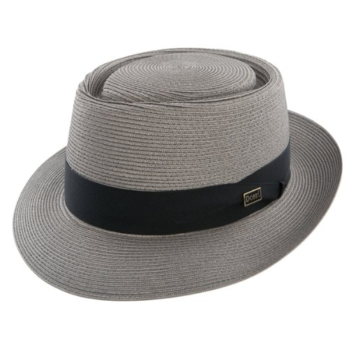 c50256ea4dc Amazon.com  Dobbs Gate Porkpie Hat  Clothing