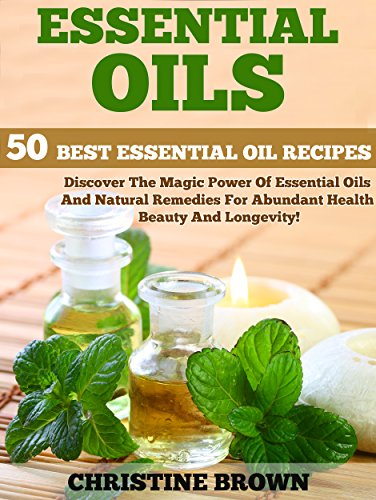 who is essential oil magic book giveaway