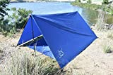 River Country Products Open Air Trekker Tent Shelter, Backpacking Shelter, Hammock Rain Fly