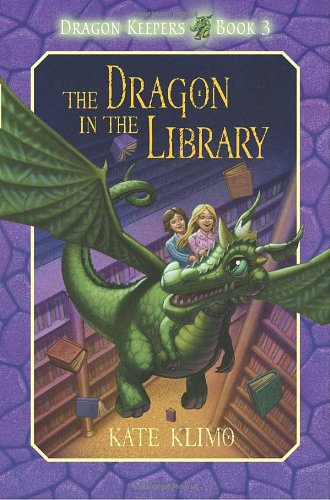 Download The Dragon in the Library (Dragon Keepers #3) PDF