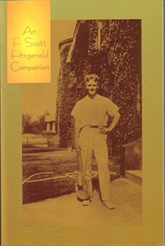An F. Scott Fitzgerald Companion