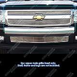 08 chevy silverado grill insert - 07-12 2012 Chevy Silverado 1500 Phat Billet Grille Grill Insert