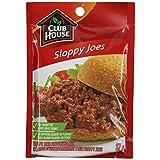 Club House, Dry Sauce/Seasoning/Marinade Mix, Sloppy Joe, 37g