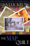 The Map Quilt (The Buried Treasures series Book 2)