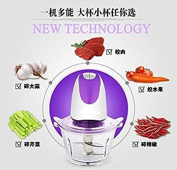 Máquina picadora de carne eléctrica para el hogar Máquina picadora de carne eléctrica para uso doméstico